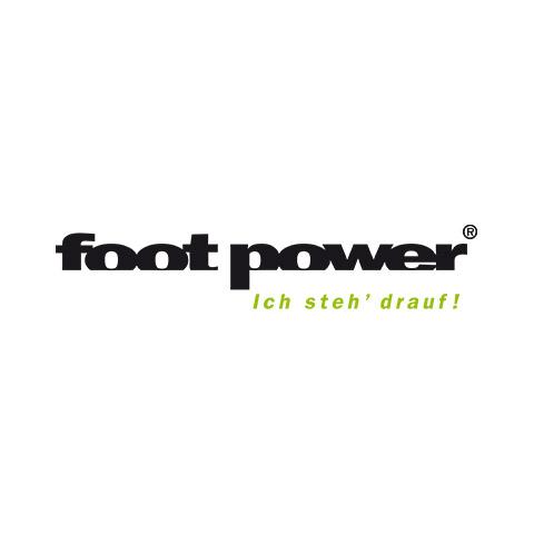 foot power