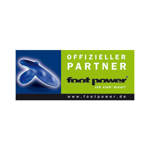 Offizieller Partner von foot power