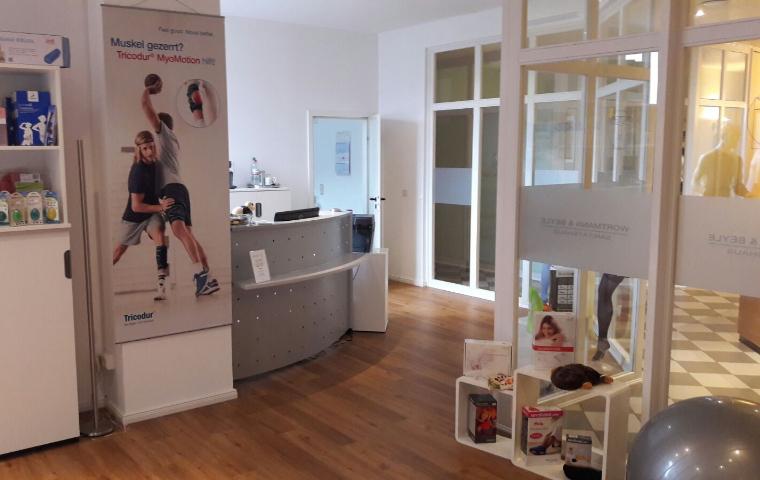 Wortmann & Beyle Sanitätshaus HAMBURG-WINTERHUDE