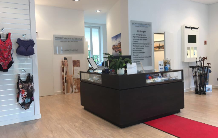 Wortmann & Beyle Sanitätshaus HAMBURG-BLANKENESE