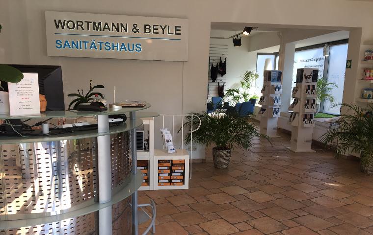 Wortmann & Beyle Sanitätshaus HAMBURG-SCHNELSEN