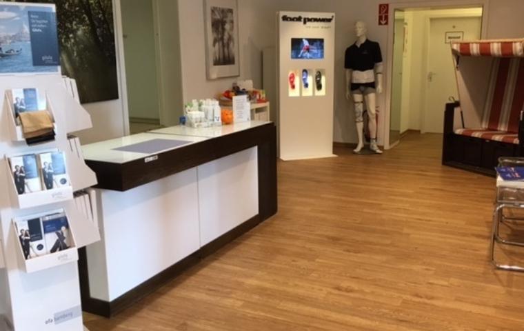 Wortmann & Beyle Sanitätshaus QUICKBORN (Stammhaus)